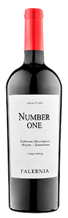 Falernia Number One 2010 750ml